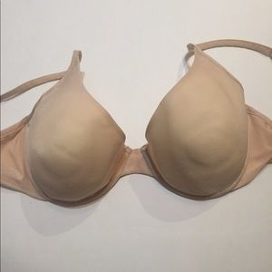NWT La Perla nude underwire bra size 38
